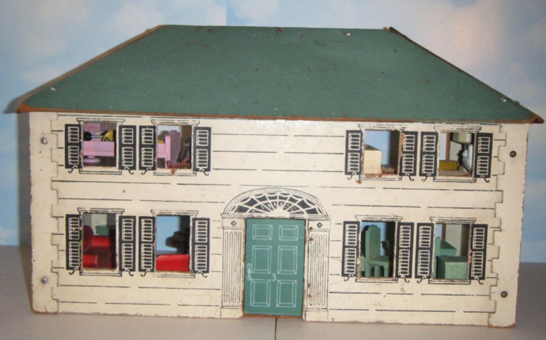 Issue 5 (Jun 2010) p 4 - Dolls\' Houses Past & Present
