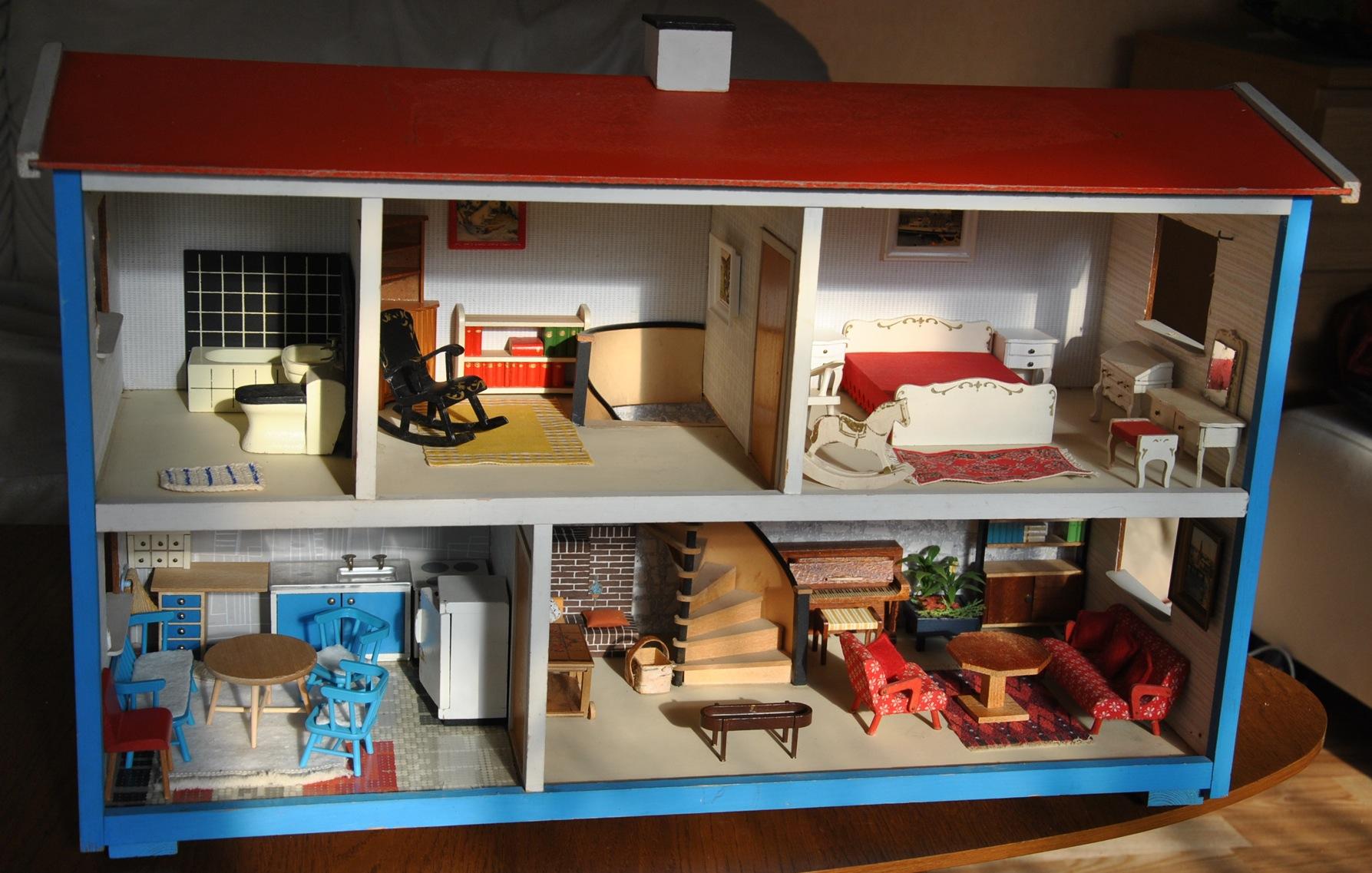 Our Collection By Lisbeth And Kjell Åke Arneberth   Dollsu0027 Houses Past U0026  Present