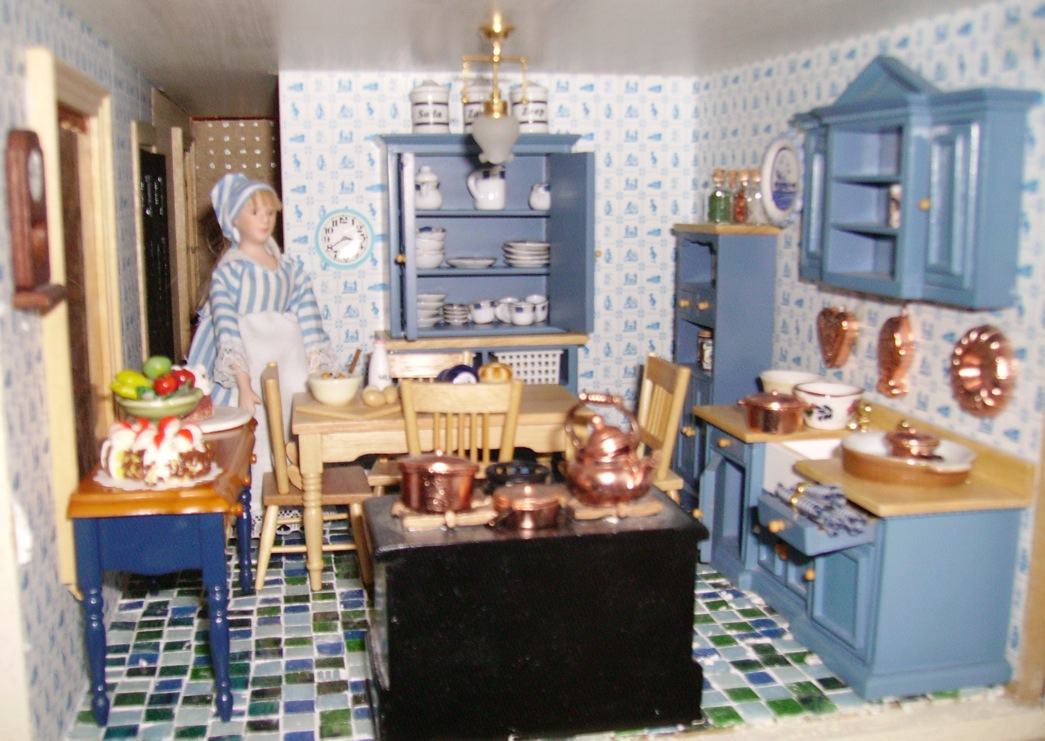 How My Collection Started By Carol Boyett Dolls Houses
