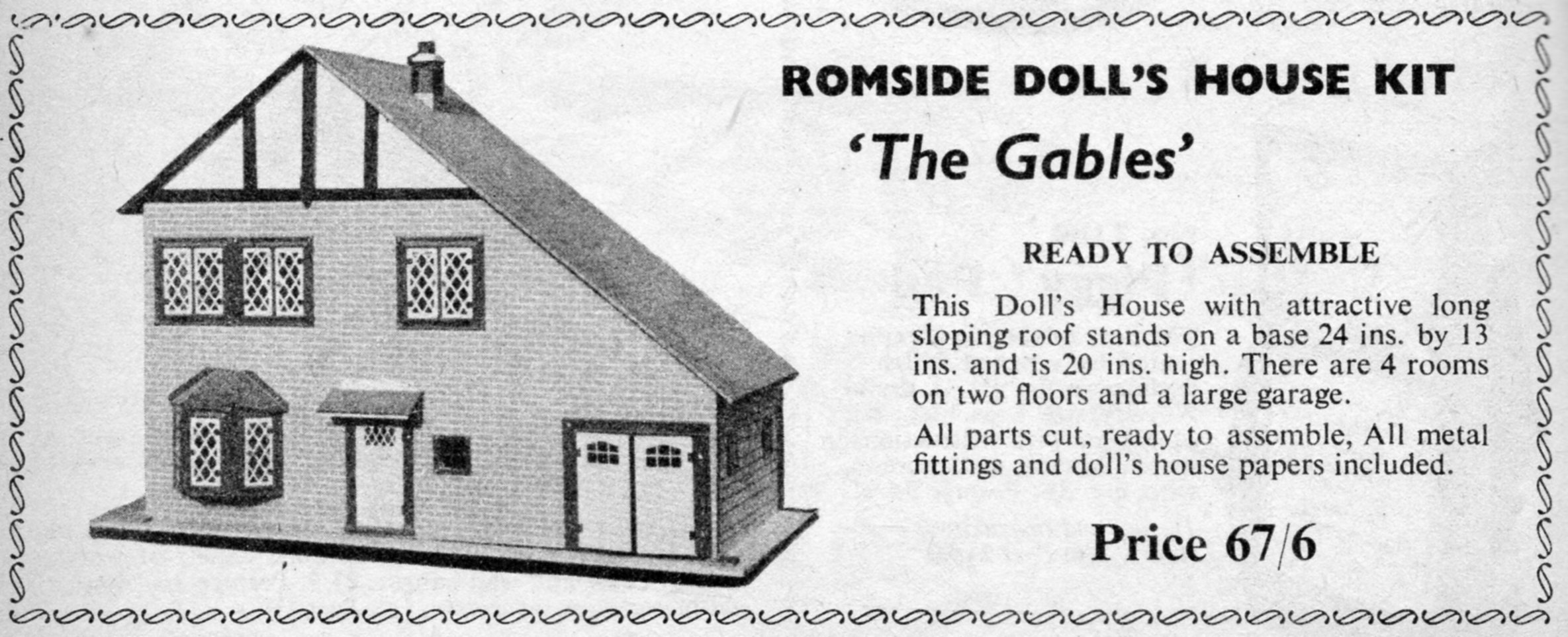 Hobbies of Dereham - Dolls Houses and Wallpapers 1946-1968 by ...
