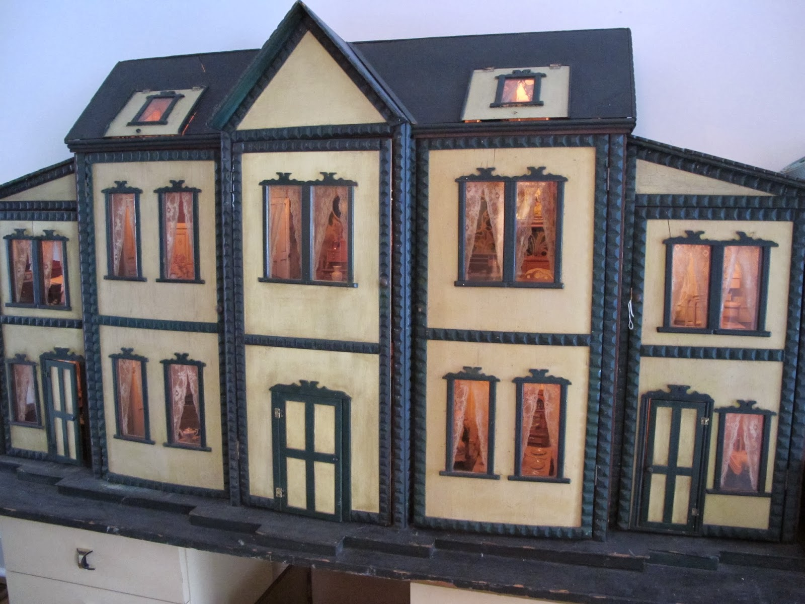 A Rare 19th Century Doll House With A Mysterious Past By Susan Hale