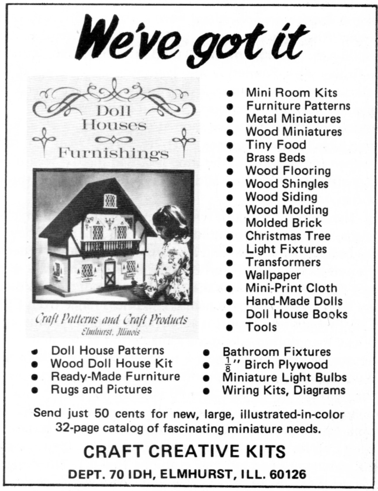 Chalet dolls houses by rebecca green past present