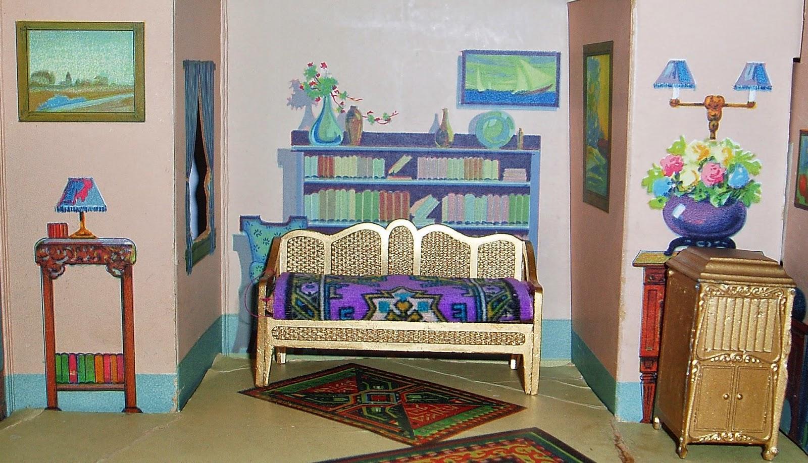 Return to Wonderland by Florine Bettge - Dolls\' Houses Past & Present