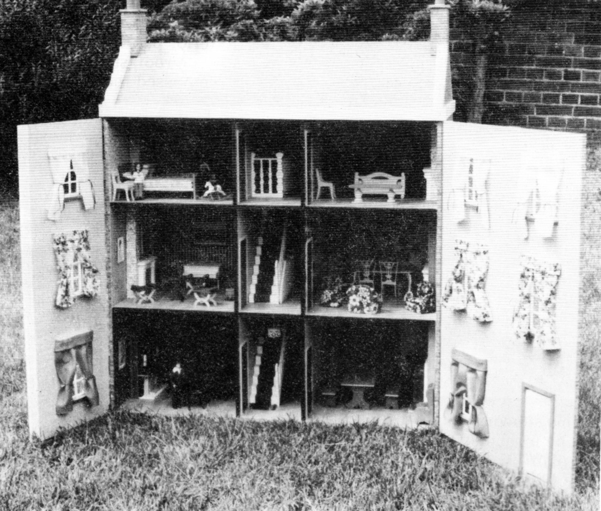 Free Dollhouse Plans Victorian