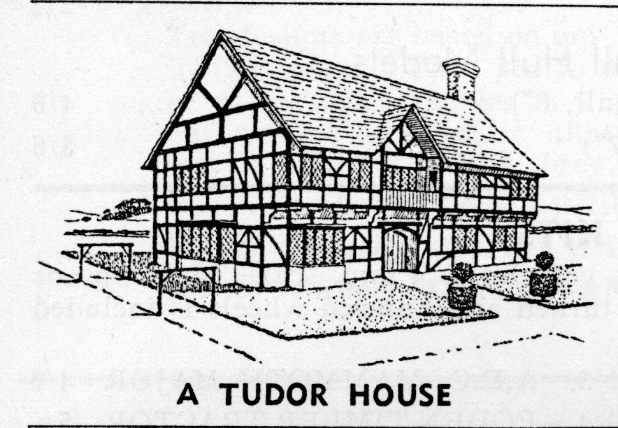 Simple Tudor House Plans House And Home Design