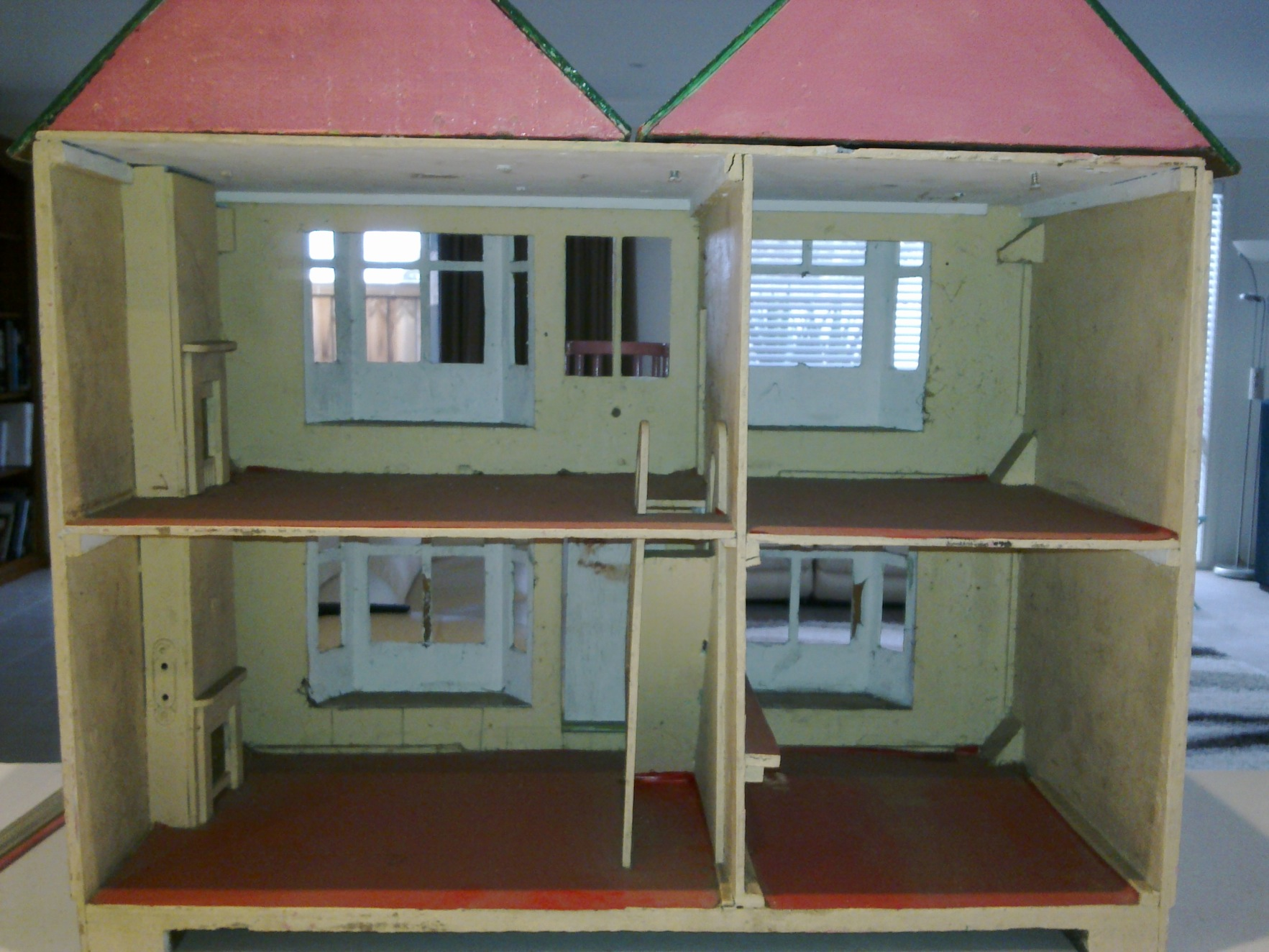 mystery houses dolls houses past present